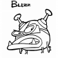 Buzz from Cyberchase, Cartoons