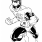 Green Lantern cartoon