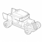 Lego old car coloring page Lego coloring page