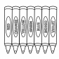 School coloring page crayons classes coloring page