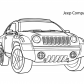 Super car Jeep Compass
