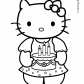 Hello Kitty quotHappy birthdayquot