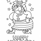 Halloween Witch coloring page, Halloween