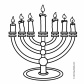 Kwanzaa and Chanukah holiday