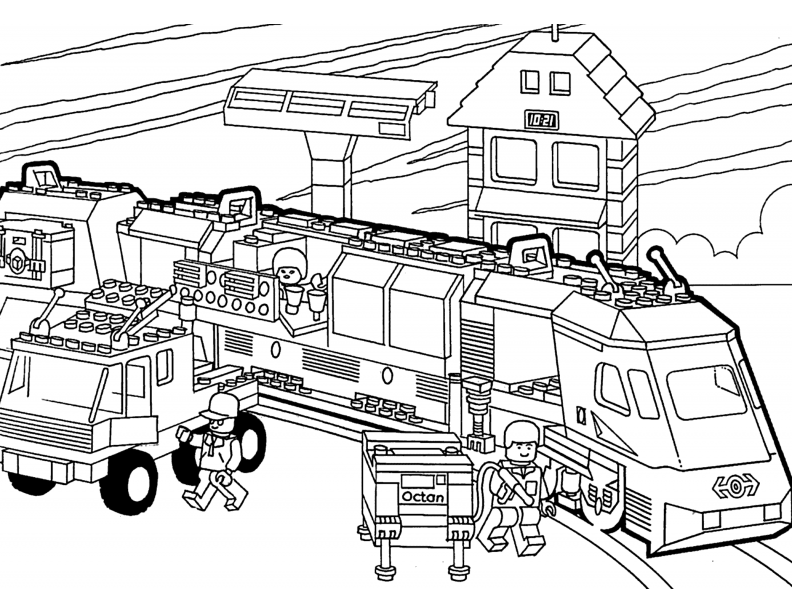 Airport Fire Truck Coloring Page Coloring Pages